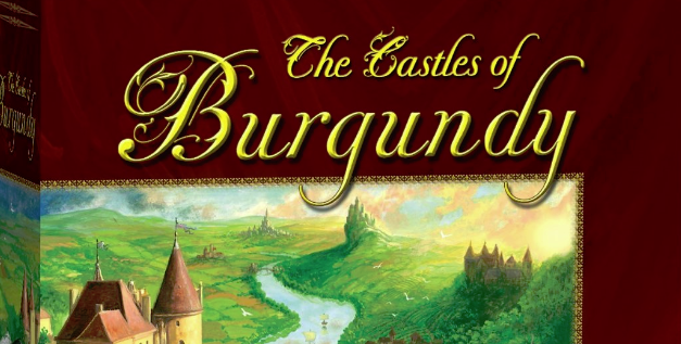 Castles of Burgundy box art