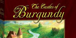 Castles of Burgundy box art