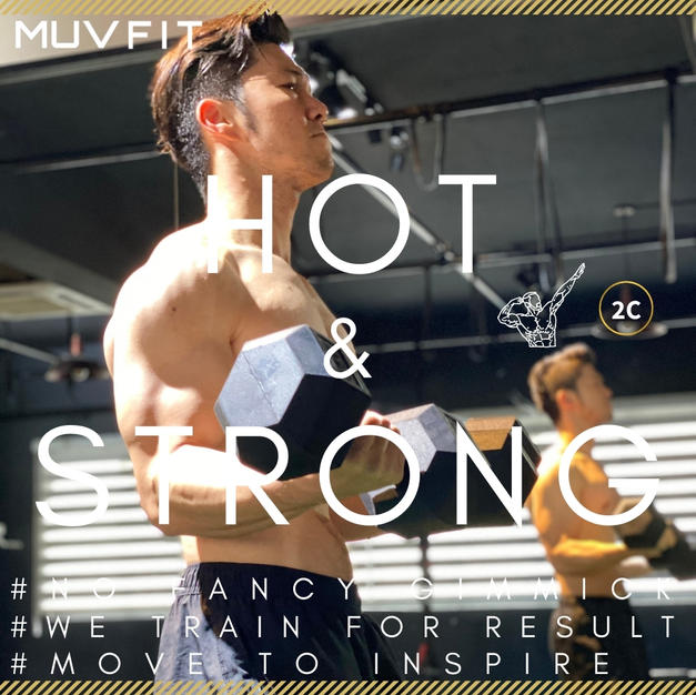 Hot & Strong