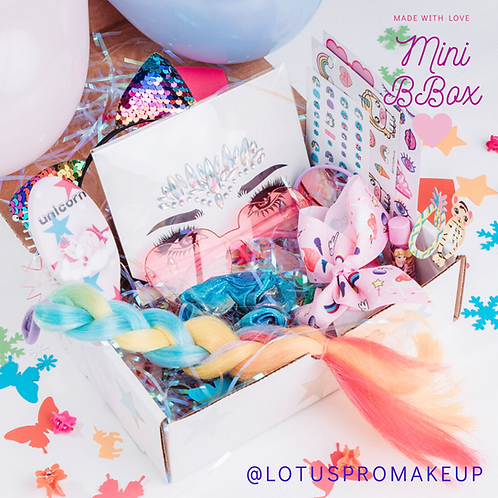 Beauty Box Mini | Gift Box | Gift Ideas | Gift Baskets | Birthday Gifts