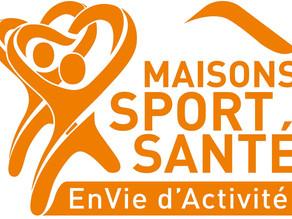 Redon, labellisé Maison Sport-Santé !
