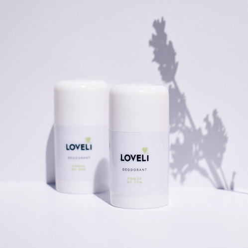 Loveli deo Power of Zen
