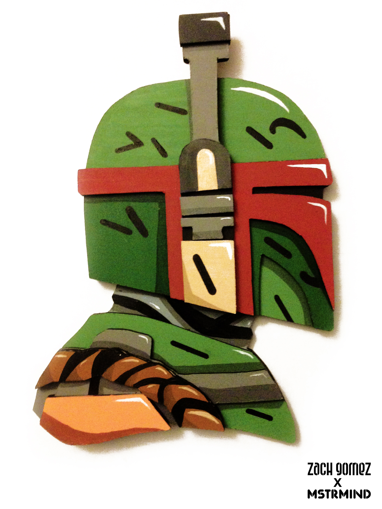 Star Wars Collection: Boba Fett