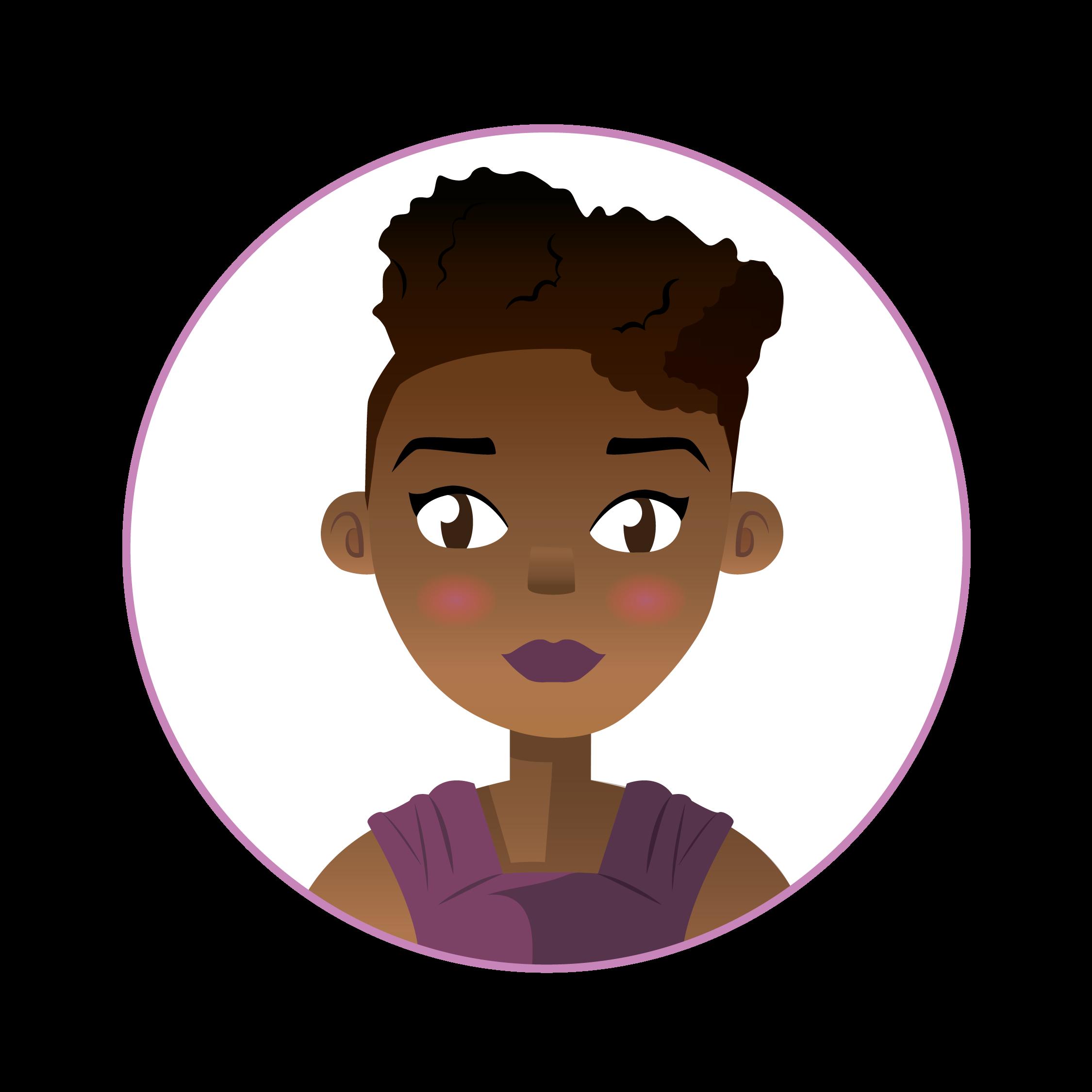 Girl Character 2