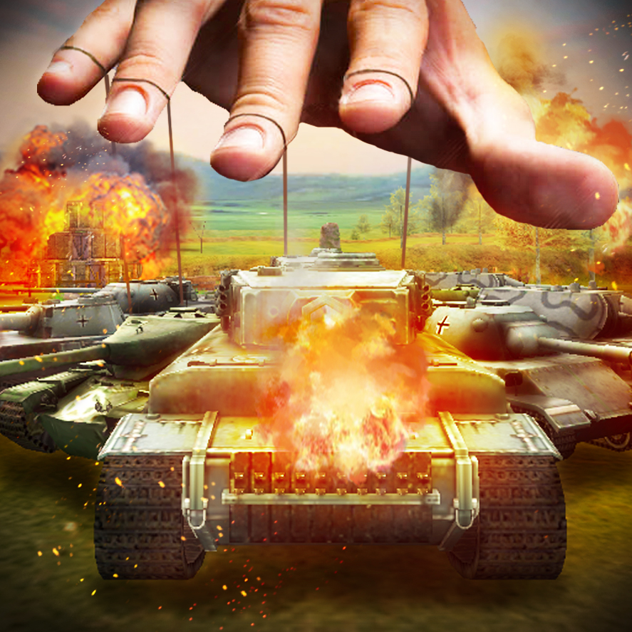 Mobile Tanks Icon