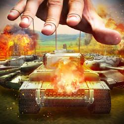 Mobile Tanks Icon