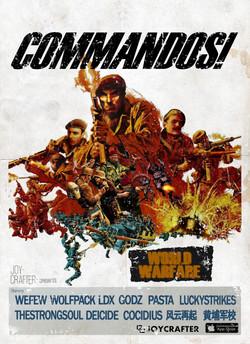 Commandos Ad
