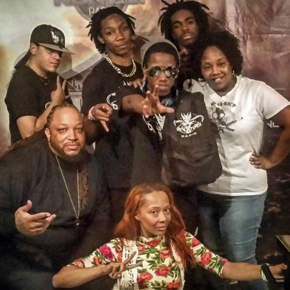 Big Zay, Devi8tor Dancers with choreographer Miss Heaven & Brandy K