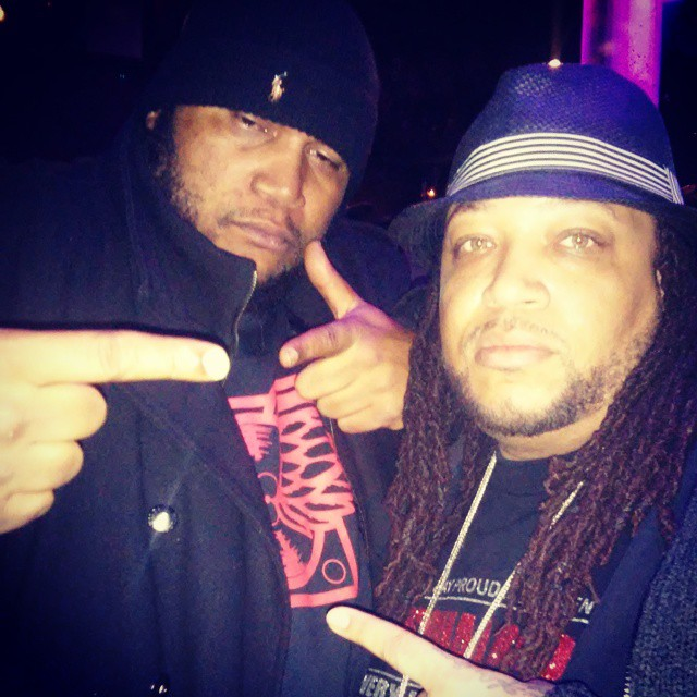 Hip Hop Legend Craig G and Big Zay