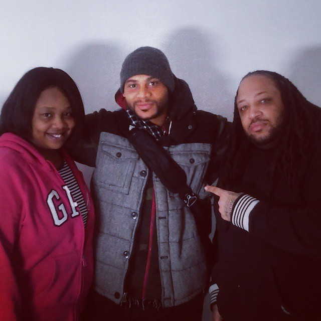 JD Williams from the Wire with Brandy K & Big Zay
