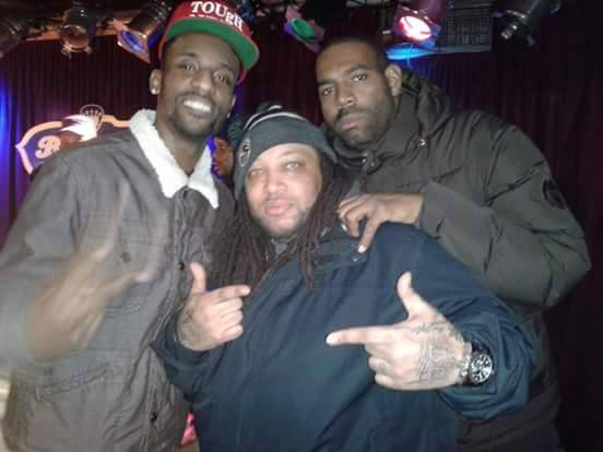 "G Mims, Big Zay & Big Rob ""Son's of Legends"""