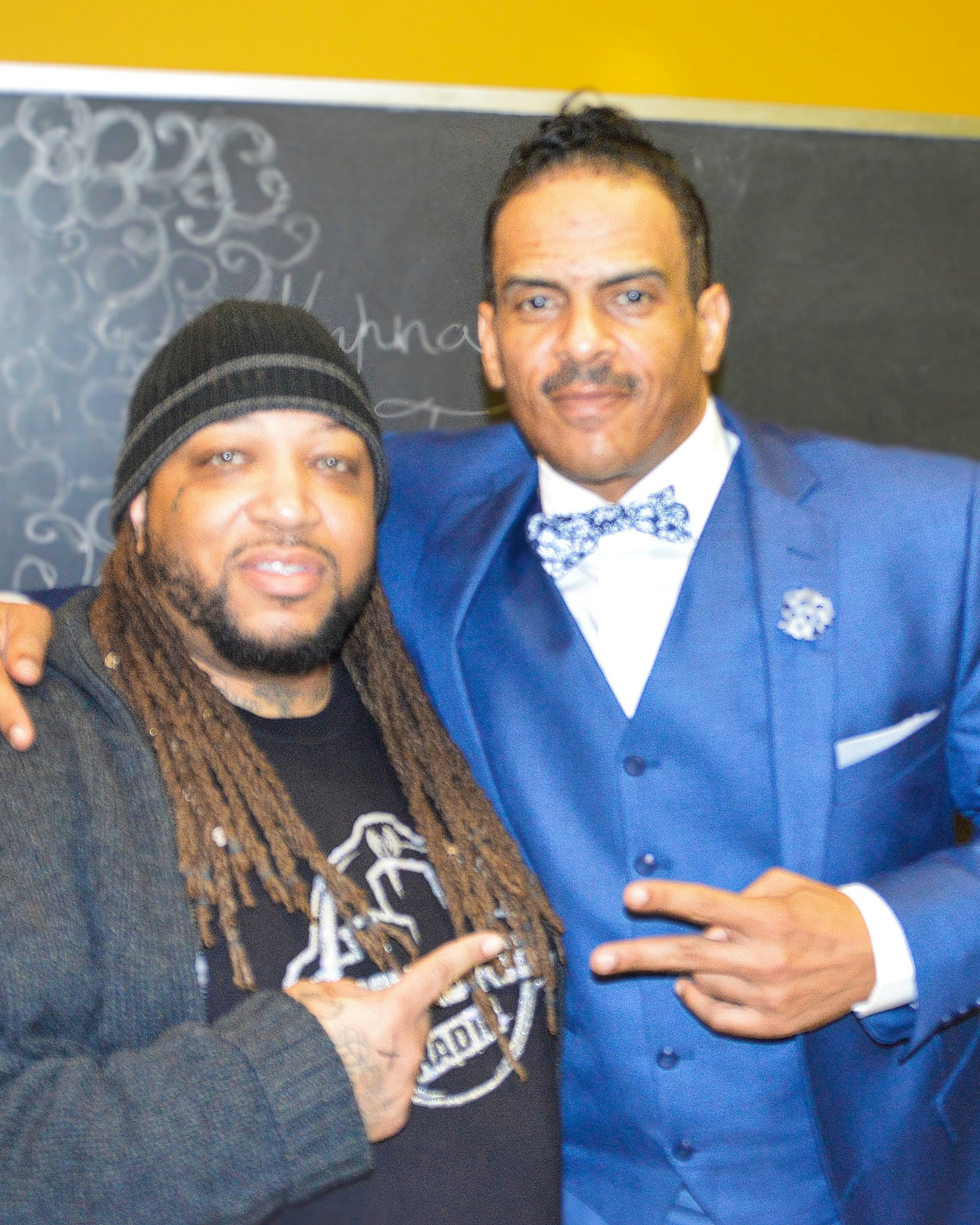 CHRISTOPHER WILLIAMS & ME