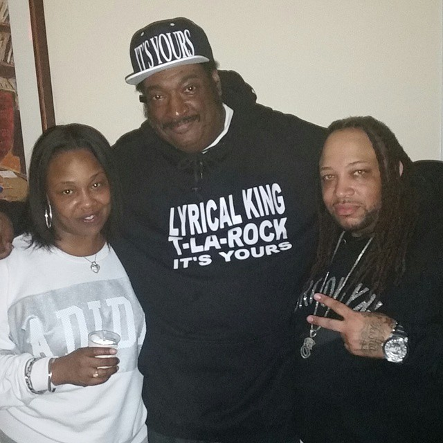 Brandy K, Legendary T-La Rock & Big Zay