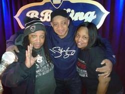 Big Zay-Uncle Kool Dj Red Alert & Brandy K