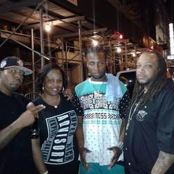 Deviator Klassic 8 Squad Radio Brandy K Big Zay with Wu Tang YDB Ole Dirty Bastard Son