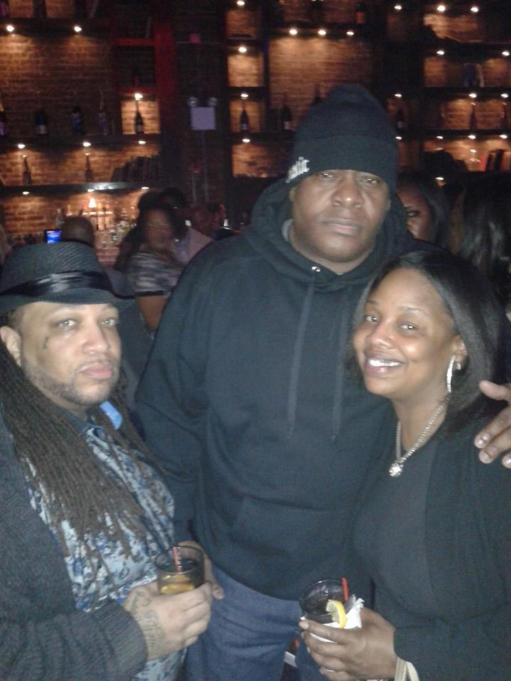 Big Zay, Chuck Chillout & Brandy K
