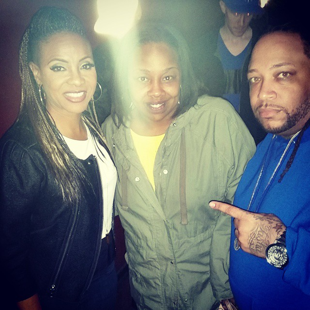Mc Lyte, Brandy K & Big Zay