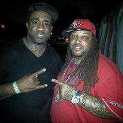 Jungle Bros. Mike G & Big Zay