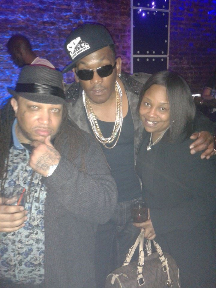 Big Zay, Petey Pablo & Brandy K