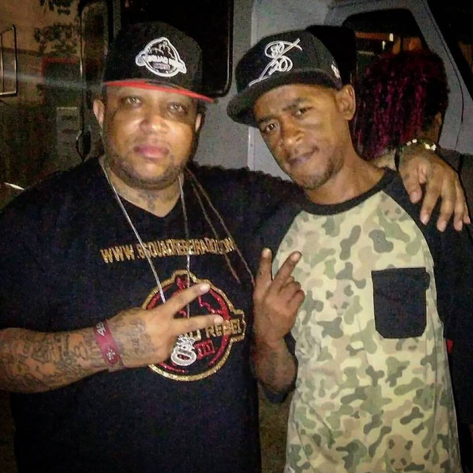 Big Zay & Buckshot (Black Moon)