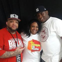 Big Zay, Tiffany Barker & Brother Hahz