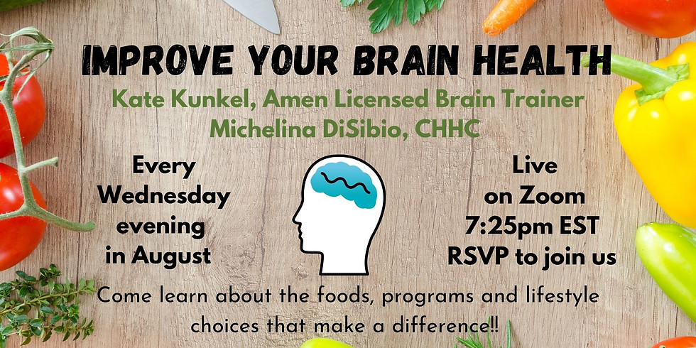 Improve Your Brain Health