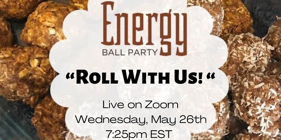 """Energy Ball Party - """"Roll With Us!"""""""