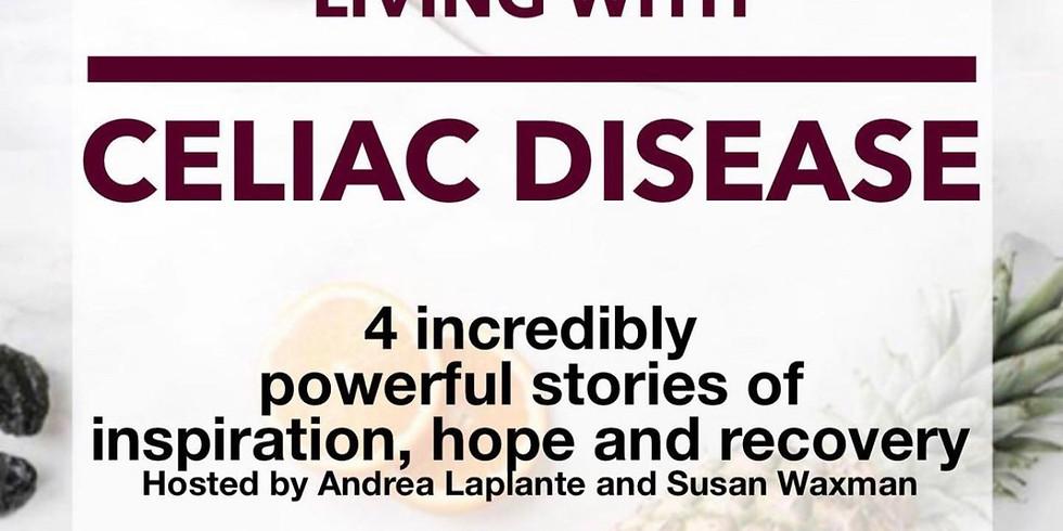 """Living With Celiac Disease"""