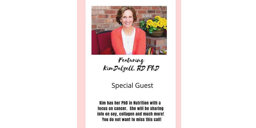 Benefits of a Plant-Based Lifestyle With Kim Dalzell, PhD