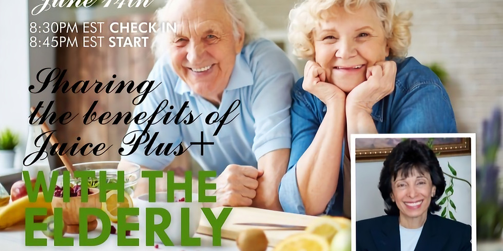 Whole Food Nutrition For the Elderly