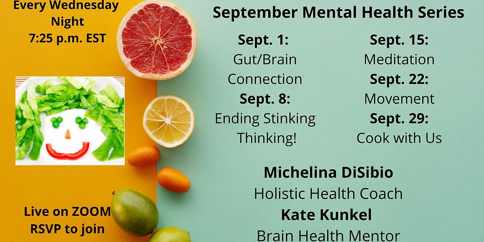 SEPTEMBER MENTAL HEALTH SERIES - Session 1