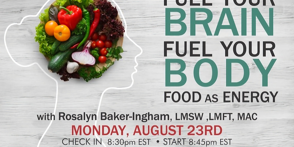 Fuel Your Brain, Fuel Your Body