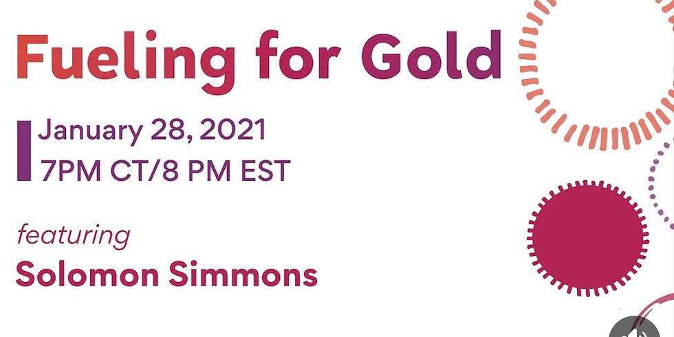 Olympic Hopeful: Solomon Simmons