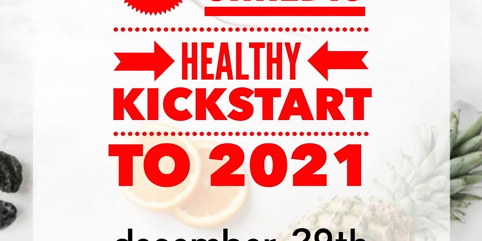 SHRED10: A Healthy Kick-start to 2021!
