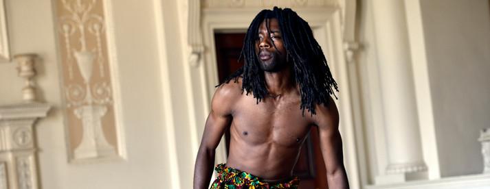 Mahogany _ Dancer. Akeim Toussaint Buck