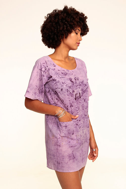 TAO Cotton purple sparks