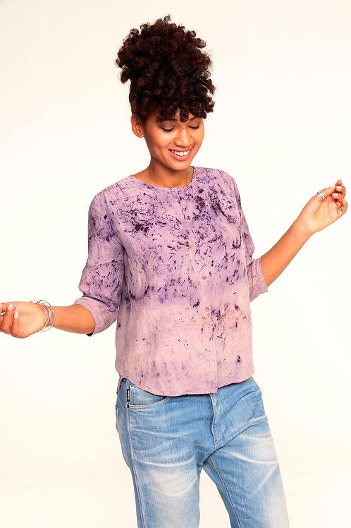 MAG Linen purple sparks
