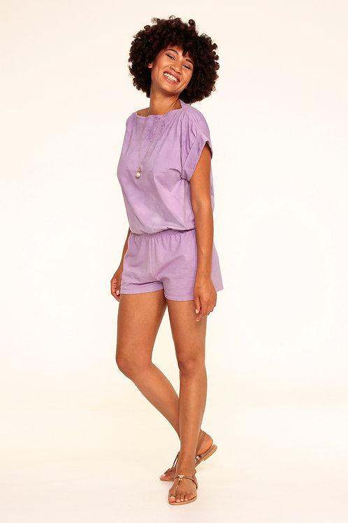 LAC Jersey Shorts lila