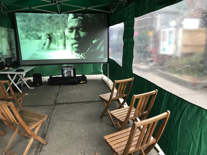 Ein Pavillon voller Filme