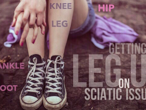 Reasons for Sciatica, Hip and Leg Pain Revealed, Relief and Prevention Not Far Behind
