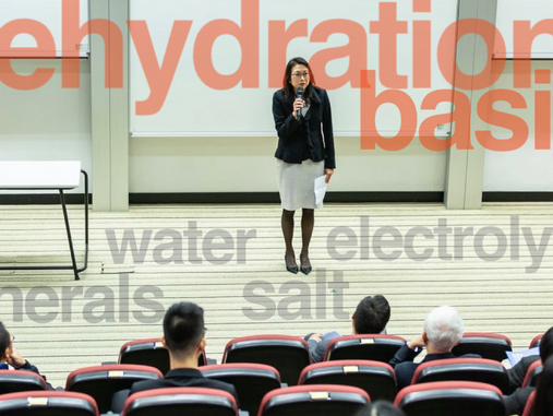 Beat Dehydration with 15-Min Class