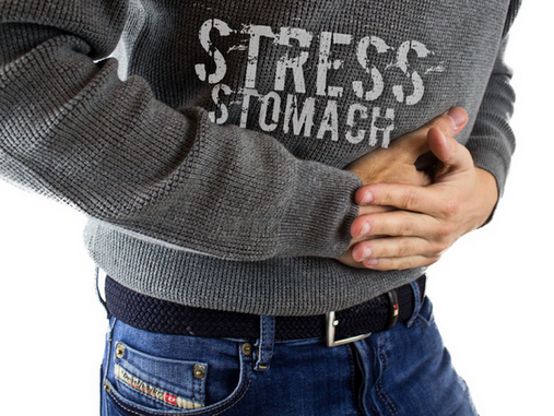 Why the almighty gut takes such a punch when stress bullies it…