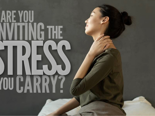 Stress Should Be Bearable, Not Wearable!
