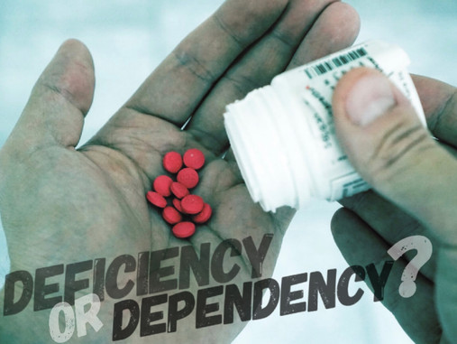 When Deficiency Is False and Results in Full-On Dependency!