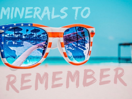 MEMORY FAILS: What to never forget (nutritionally).