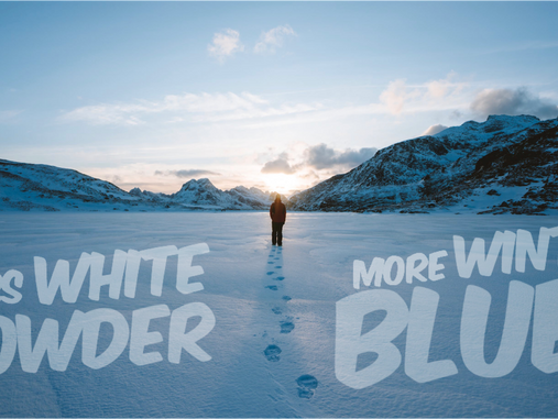 When Winter Blues Are a 'White Powder' Deficiency
