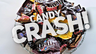 Candy Crush Can Cause Candy Calcium Crash!