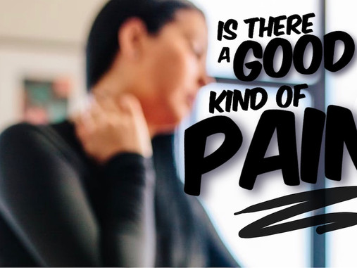 Pain, Inflammation Good For You Despite Their Annoying Nature?