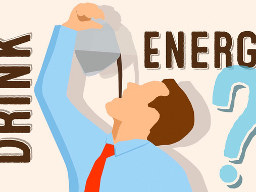 When 'Energy Drinks' Take More Than They Give, It's Theft!