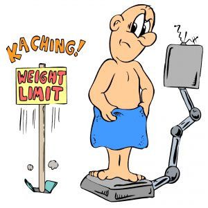 Weight Loss Painful In More Ways Than One